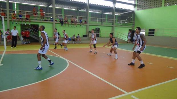 Equipe de vôlei do Treze (Foto: Divulgação / Treze)