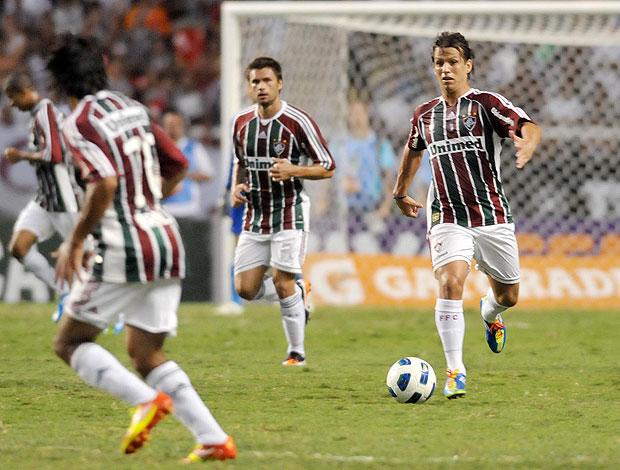 Diguinho no jogo do Fluminense contra o América-MG (Foto: Agência Photocâmera)