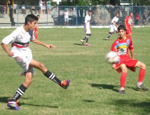 Guarapari vence o Vilavelhense na Copa ES Sub-15 (Foto: Divulgação/Vilavelhense FC)