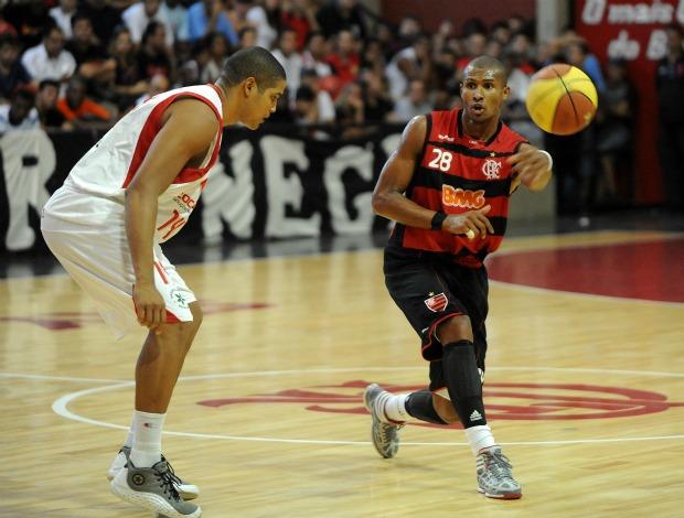 NBB Leandrinho Flamengo (Foto: Alexandre Vidal/Fla Imagem)