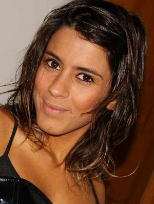 Leticia Lucas natação parapan (Foto: Arquivo Pessoal)
