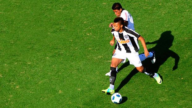 André Atlético-MG x Corinthians (Foto: Marcos Ribolli / Globoesporte.com)