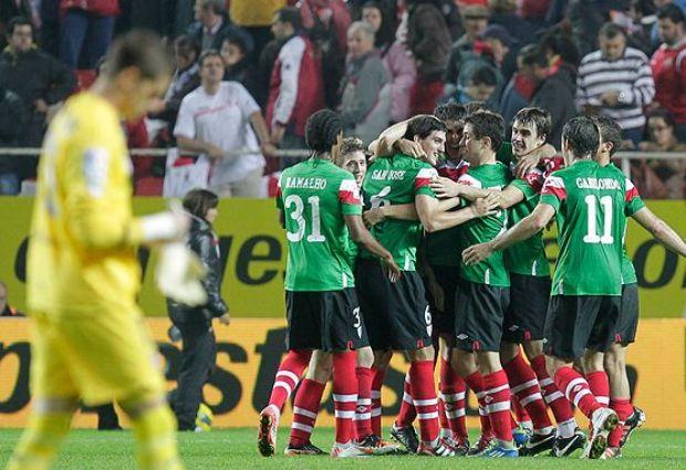 Jonás Ramalho, camisa 31: primeiro negro a atuar pelo Athletic Bilbao (Foto: Site oficial do Athletic Bilbao)