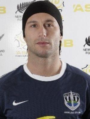 Manel Expósito, do Auckland City (Foto: Site oficial do Auckland City)