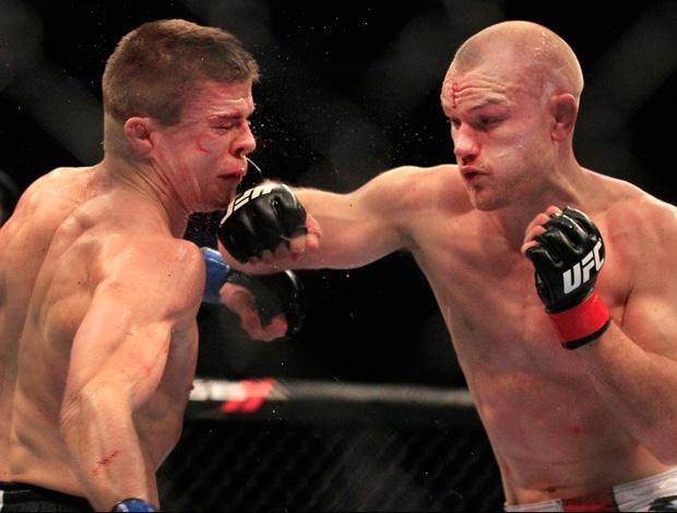 UFC 139 - Martin Kampmann x Rick Story (Foto: Agência AP)