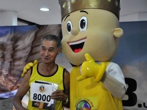 Seo Cedil é o primeiro a garantir vaga na Corrida de Reis 2012 (Foto: Bárbara Taques/Globoesporte.com)