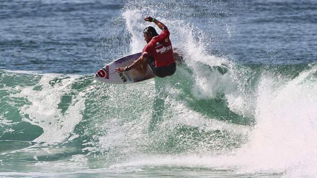 Jano Belo, no Brasil Surf Pro (Foto: Dilvugação)
