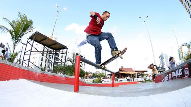 Skate João Pessoa (Foto: Divulgação)