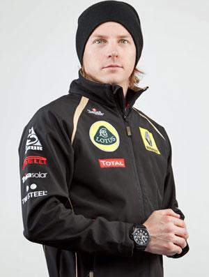 Kimi Raikkonen retorna à Fórmula 1 pela Renault-Lotus em 2012 (Foto: Divulgação)