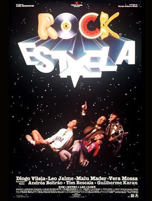 Vera Mossa - Filme Rock Estrela (Foto: Divulgação)