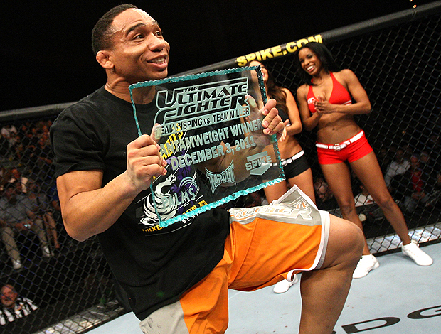 ultimate fight 14 John Dodson TJ Dillashaw (Foto: Agência Getty Images)