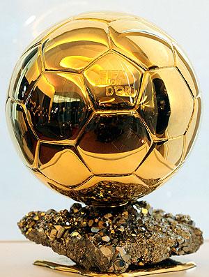 prêmio Bola de Ouro da FIFA (Foto: AFP)