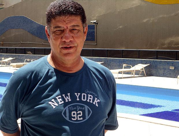 joel santana tecnico do bahia (Foto: Raphael Carneiro/Globoesporte.com)