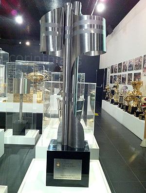 Taça Pentacampeonato 2011 (Foto: Jose Gonzalez/GLOBOESPORTE.COM)