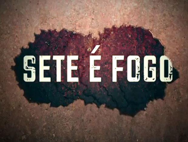 programa Botafogo Sete é Fogo (Foto: Reprodução)