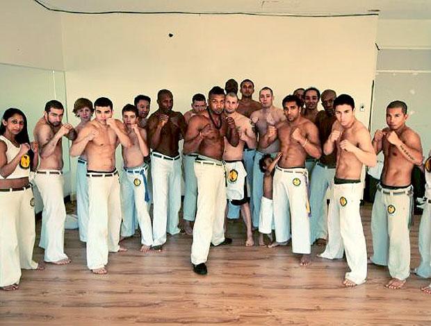 Marcus Lelo Aurélio Grupo Axe Capoeira (Foto: Divulgação / Arquivo Pessoal)