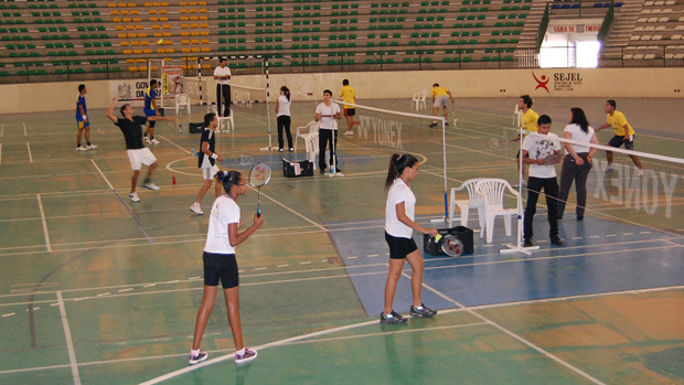 Paraibano de Badminton (Foto: Kako Marques)