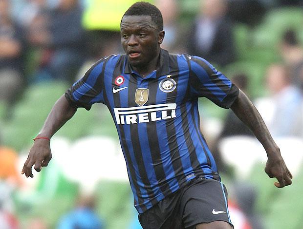 Muntari da Inter de Milão (Foto: Getty Images)