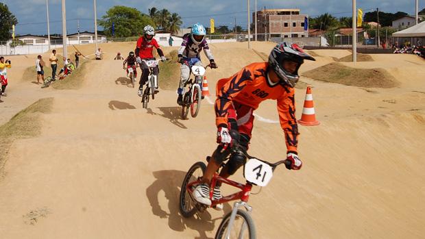 Bicicross Paraíba (Foto: Kako Marques)