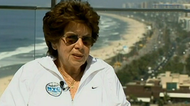 Maria Esther Bueno lamenta falta de legado no tênis feminino do Brasil