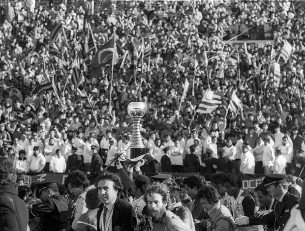 Flamengo Campeão Mundial 1981 (Foto: Agência O Globo)