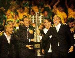 A Taça do Brasileirão é nossa (Marcos Ribolli / GLOBOESPORTE.COM)