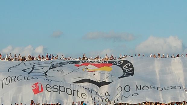 Treze tem a maior torcida (Foto: Phelipe Caldas)