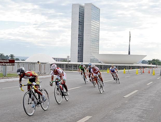Ciclismo, Copa da República (Foto: Ronaldo Milagres/MBraga)