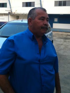 Paulo César Braga, diretor de futebol do Vitória-ES (Foto: Igor Gonçalves/Globoesporte.com)