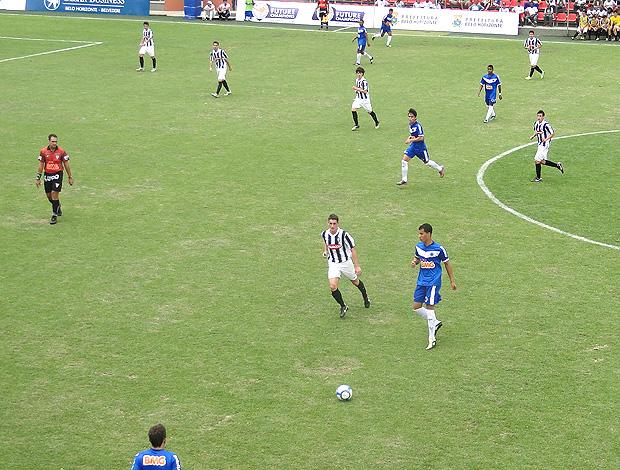 Cruzeiro x Juventus (Foto: Lucas Catta Prêta / Globoesporte.com)