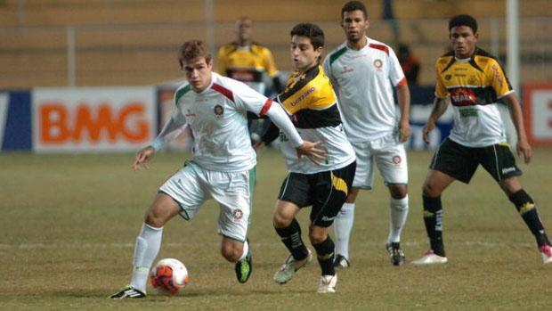 Jackson pode jogar no Milan, da Itália (Foto: Site Oficial do Boa Esporte)