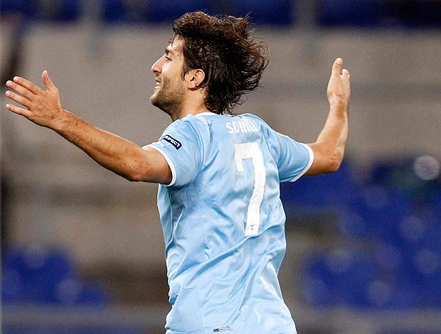 Sculli, Lazio x Sporting (Foto: Reuters)