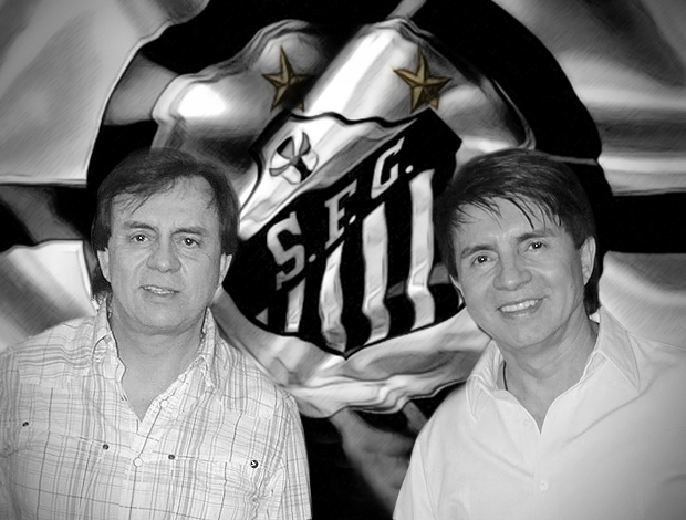 arte Chit&#227;ozinho e Xoror&#243;  (Foto: Editoria de Arte / GLOBOESPORTE.COM)