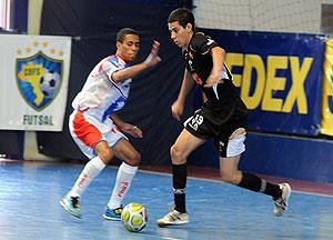 Rafael Pereira Futsal (Foto: Divulgação)