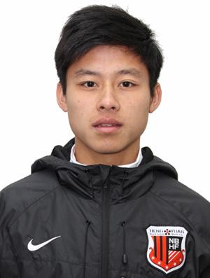 Jogador Chinês Chen Zhi-Zhao, contratado pelo Corinthians (Foto: Divulgação/Site Oficial do Nanchang FC)