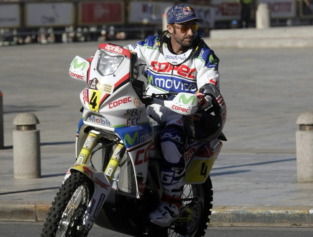 Francisco López, Rally Dakar (Foto: EFE)