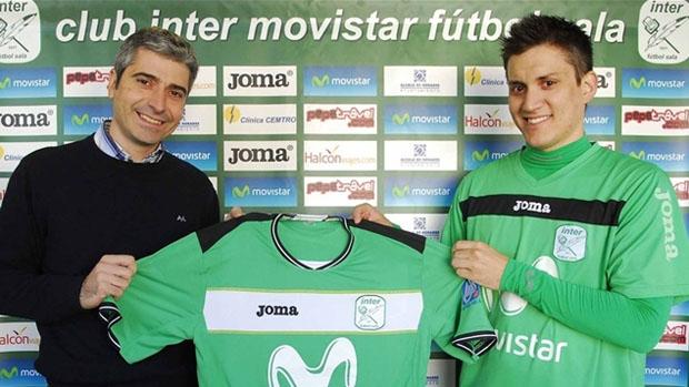 Pivô Genário, ex-Orlândia, acerta com Inter Movistar, da Espanha (Foto: Divulgação)