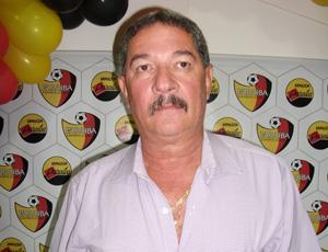 Pedrinho Albuquerque, técnico do Paraíba de Cajazeiras (Foto: Divulgação)