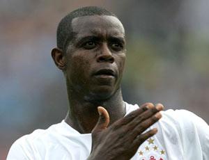 Novo atacante do USC já jogou pelo Corinthians (Foto: Ascom USC)