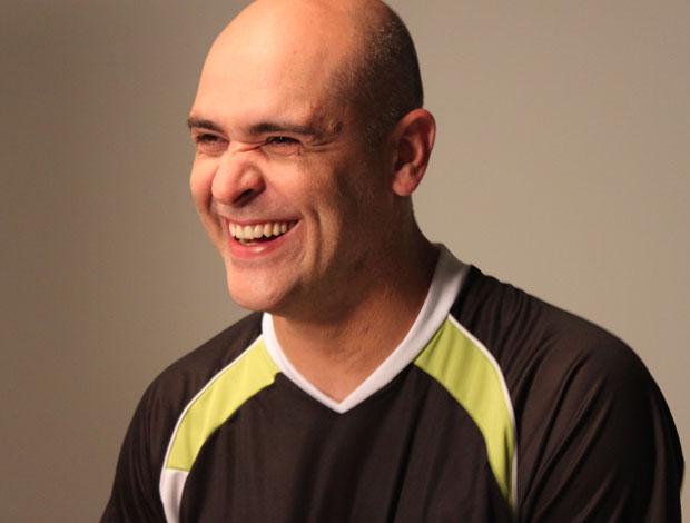 São Marcos Palmeiras rindo (Foto: Divulgação)