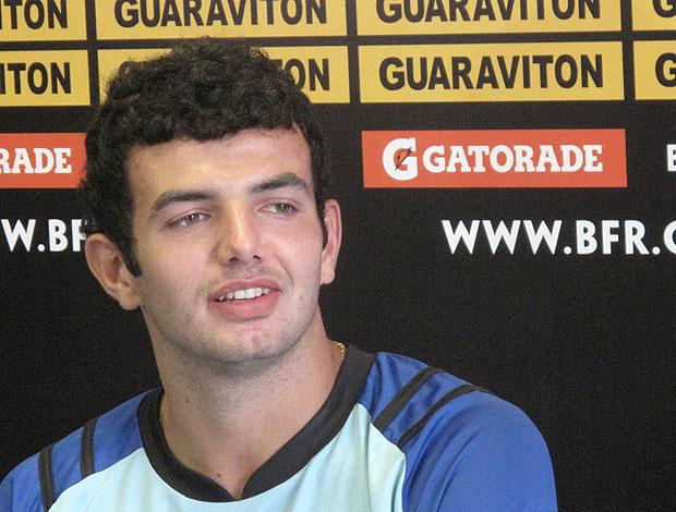 Jeferson Botafogo (Foto: Thales Soares / Globoesporte.com)