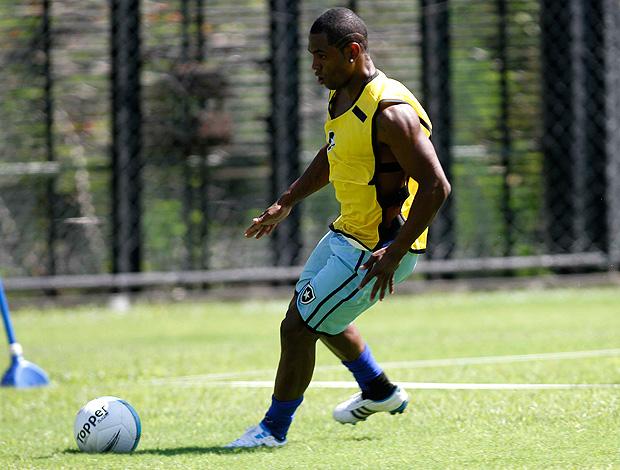 jobson botafogo treino (Foto: André Casado / Globoesporte.com)