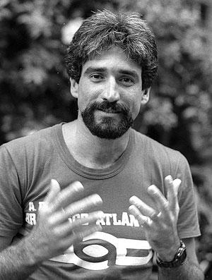 Badalhoca ex-jogador de vôlei do Brasil (Foto: Arquivo / Ag. O Globo)