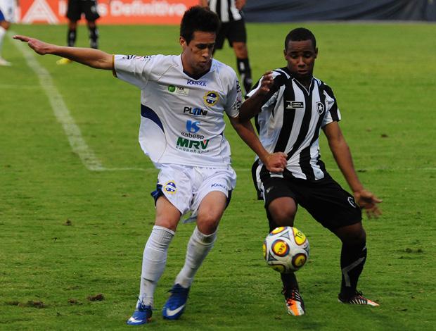 São José x Botafogo, Copinha (Foto: Lucas Lacaz Ruiz/Agência Estado)
