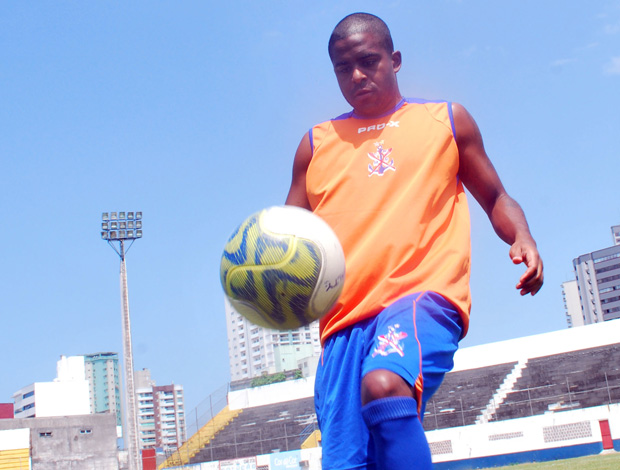 Jorginho Paulista no Marcilio Dias (Foto: Osni Alves/Divulgação)