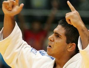 Nacif Elias, judoca capixaba. (Foto: Arquivo/Cedoc A Gazeta)