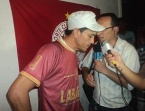 Atacante Edmundo retorna (Foto: Divulgação / Esporte)