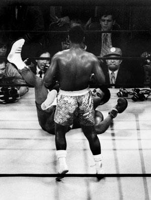 Boxe - Muhammad Ali x Joe Frazier (Foto: AFP)