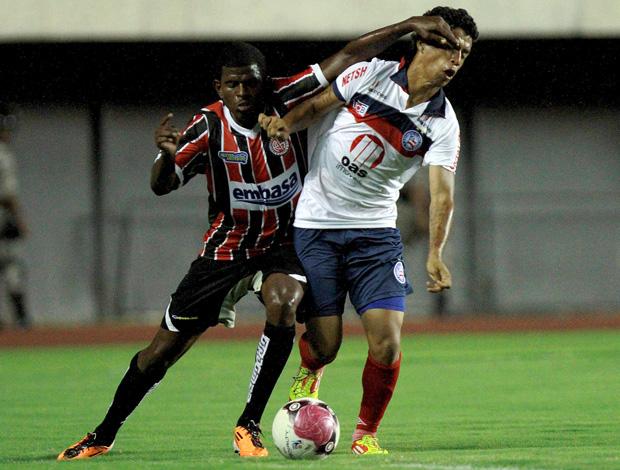 Gabriel, Bahia x Atlético-BA (Foto: Felipe Oliveira/Agência Estado)