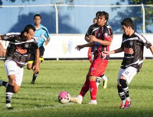 Rio Branco-ES x Aracruz (Foto: Fábio Vicentini/A Gazeta)